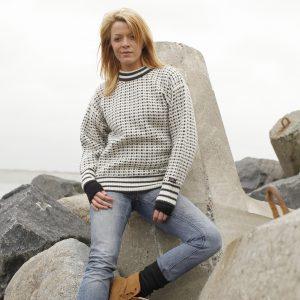 Nórsky Sveter NORWOOL zo 100% vlny Stjarna