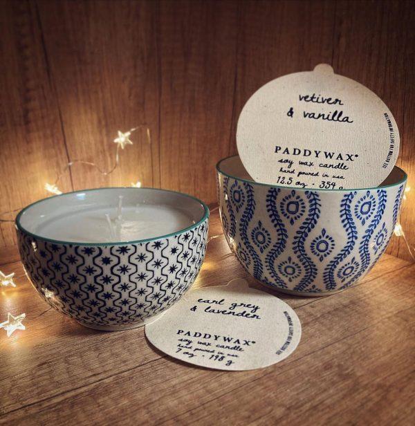 Paddywax sviečky sviecky Boheme