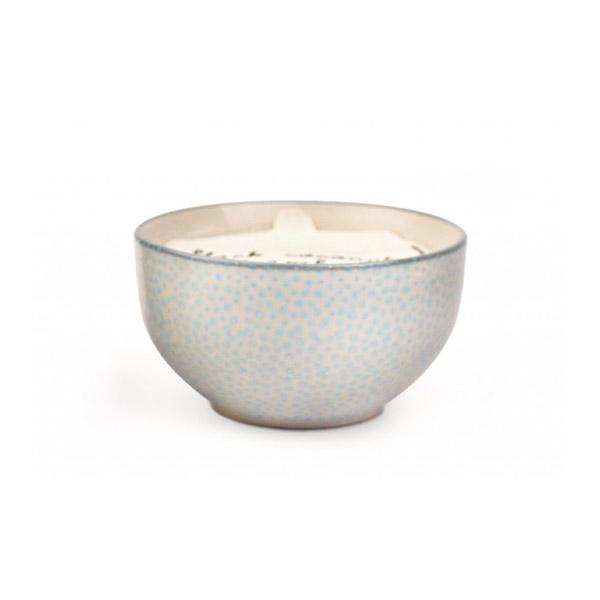 sviečka BOHEME Sea salt & Sage 198g