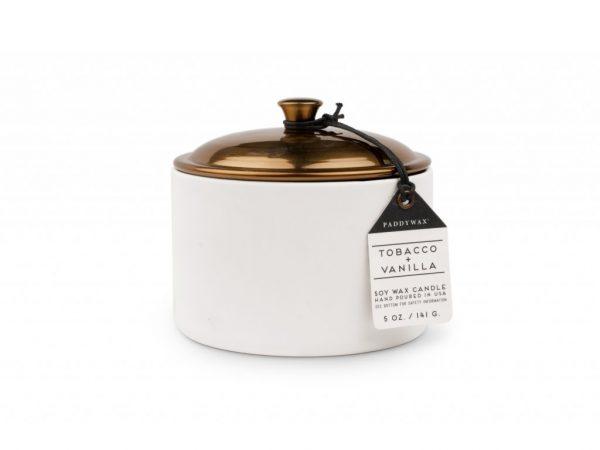 sviečka HYGGE Tobacco & Vanilla 141g