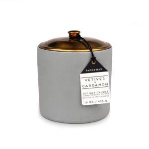 sviečka HYGGE Vetiver & Cardamom 425g