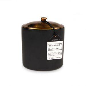 sviečka HYGGE Bergamot & Mahogany 425g