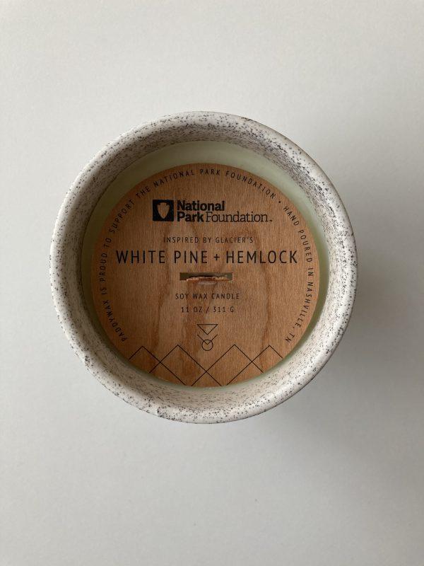 Paddywax sviečka Parks Glacier